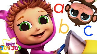 getlinkyoutube.com-ABC Song | Educational Nursery Rhymes and songs