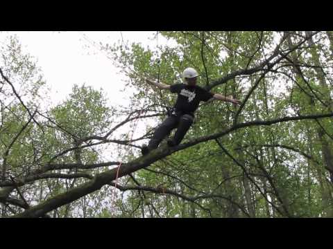 Branchwalking | Basic tree climbing techniques