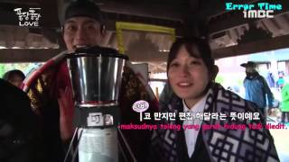 getlinkyoutube.com-[INDOSUB] B2ST Dujun - Splash Splash Love BTS Cut_8