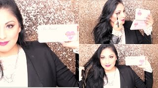getlinkyoutube.com-Maquillaje usando la Paleta de Too Faced Chocolate Bon Bons (Ipsy Studios)