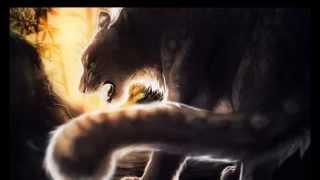 getlinkyoutube.com-⇢ Monster - Anime wolves and felines ⇠
