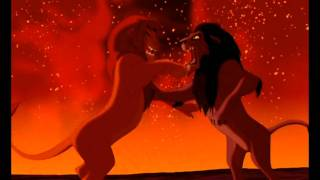 getlinkyoutube.com-Simba Vs Scar-Lion King Fight Scene HD