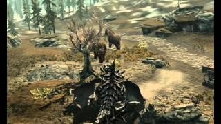 getlinkyoutube.com-How To Become A Dragon In Skyrim (Requires SKSE)