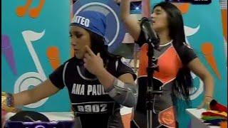 getlinkyoutube.com-Combate RTS Ecuador - Duelo Entre Pamela y Ana Paula En Cantatela│08/10/14 (Parte 4)