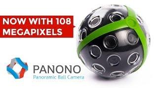 getlinkyoutube.com-Panono: Panoramic Ball Camera