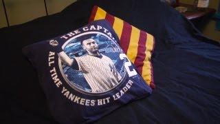 getlinkyoutube.com-Homemade T-Shirt Pillows | At Home With P. Allen Smith