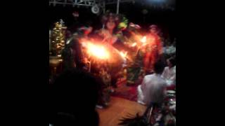 Hầu bà chầu thổ(lễ hội thiên yana Khánh Hoa