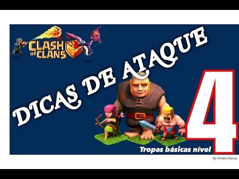 Como Atacar Con Gigantes Nivel 5 2 Clash Of Clans Gigantes Y Sanadoras