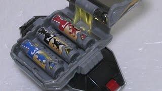 getlinkyoutube.com-파워레인저 다이노포스 버클 장난감 Power Rangers Dino Charge Toys đồ chơi Siêu nhân thú điện