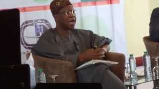 VIDEO: Red Card To  Non Performing Government - Crowd Disagrees As Lai (APC) Onunuju (PDP) Speak