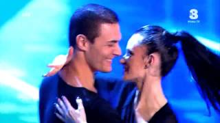 getlinkyoutube.com-ღ Sexy Bachata Dance ~ Italia's Got Talent