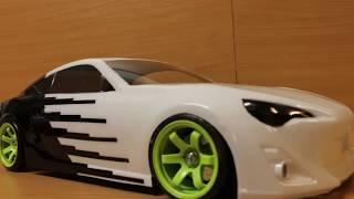 getlinkyoutube.com-EAC RC Body Build -- Toyota 86 -- UPGARAGE Drift Body