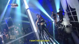 getlinkyoutube.com-Nasty Nasty - KNOCK | 네스티네스티 - 노크 [Music Bank HOT Stage / 2014.09.12]