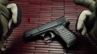 getlinkyoutube.com-Jimenez Arms  9mm Disassembly
