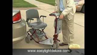 getlinkyoutube.com-Easy Light Deluxe Mobility Scooter