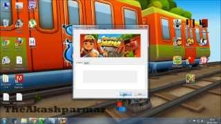 getlinkyoutube.com-How to play subway surfers on PC with keyboard / arrow keys [Working 2016]