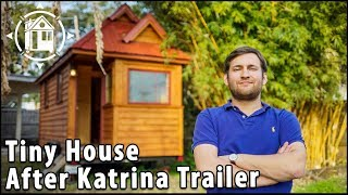 getlinkyoutube.com-Derek's Tumbleweed Tiny House in New Orleans