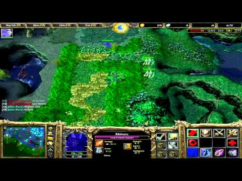Let's Play DotA Match: Rikimaru