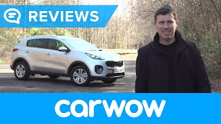 Kia Sportage SUV 2017 review | Mat Watson Reviews