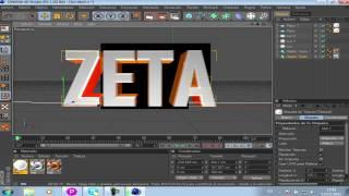 Tutorial #1 Como hacer textos en 3D en Cinema 4D (Para Principiantes)