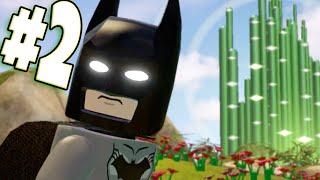 getlinkyoutube.com-LEGO Dimensions - Part 2 Follow the Lego Brick Road! (Wii U Walkthrough)