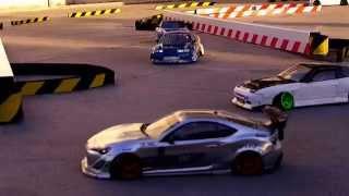 Drift 13 01 2013 Прикольные Видео RC