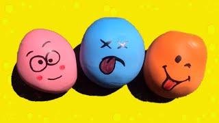 getlinkyoutube.com-Zelf Smileys stressballen maken - stressbal maken (English subtitles available: smiley stress balls)