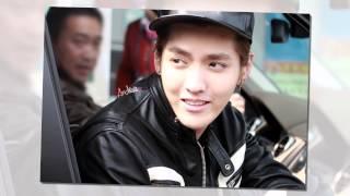 getlinkyoutube.com-(EXO) Stories at the airport of Kris 2014