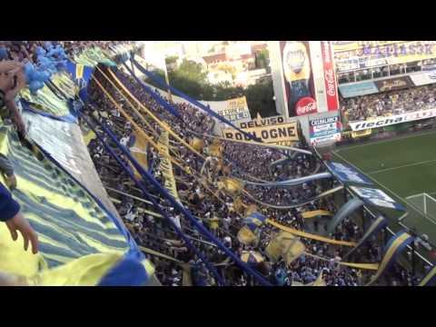 Boca campeon Ap11 / riBer vos no volves mas - Formacion