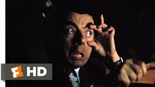 Mr. Bean's Holiday (7/10) Movie CLIP - Sleepy Driving (2007) HD