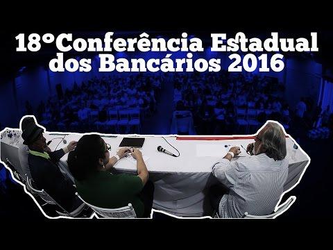 18° Conferência Estadual dos Bancários do Paraná