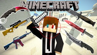 OHA! - Minecraft CS:GO Texture Pack!