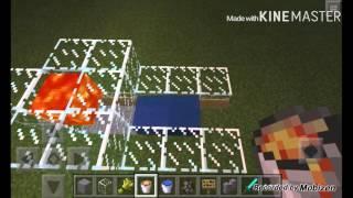 getlinkyoutube.com-【Minecraft pe】焼肉製造機 作り方