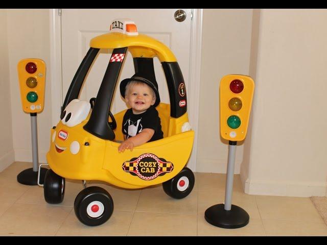 Cozy Coupe Cab