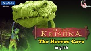 getlinkyoutube.com-Little Krishna English - Episode 3 The Horror Cave