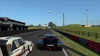 getlinkyoutube.com-Gran Turismo 6 GT6 Mitsubishi Concept XR PHEV Evolution Vision GT @ Bathurst - chase cam
