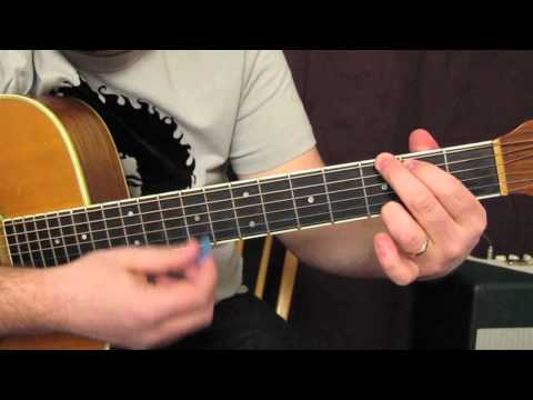 4 simple Chords : Easy Acoustic Guitar Songs For Beginners &quot;Closing Time&quot; by Semisonic
