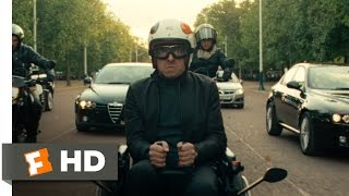 getlinkyoutube.com-Johnny English Reborn (7/10) Movie CLIP - Wheelchair Chase (2011) HD
