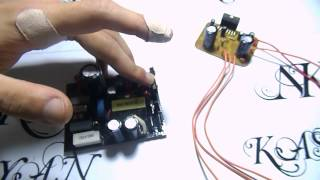 getlinkyoutube.com-Усилитель для сабвуфера своими руками (Handmade Subwoofer amplifier )