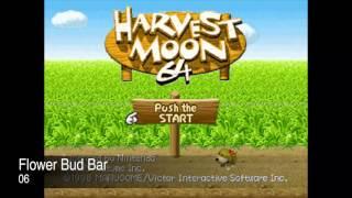 getlinkyoutube.com-Harvest Moon 64 Complete Soundtrack OST - Nintendo 64