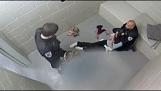 getlinkyoutube.com-WARNING GRAPHIC: Surveillance Video of Cassandra Feuerstein's Arrest