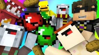 getlinkyoutube.com-Minecraft Mini-Game : DO NOT LAUGH! (THE ULTIMATE SCALE, APPLE TURNS HULK!) w/ Facecam
