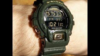 getlinkyoutube.com-Casio GShock review croc DW6900CR-3