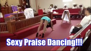getlinkyoutube.com-Sexy Praise Dancing?!?!