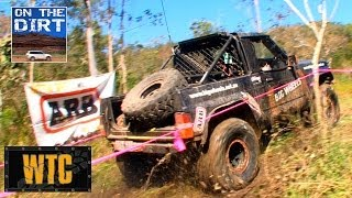 getlinkyoutube.com-4x4 4WD - The Dam - Winch Truck Challenge 2012 Round 2 - Part 7