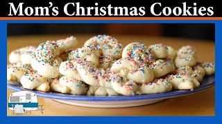 How to make my Mom's Italian Christmas Cookies