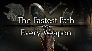 getlinkyoutube.com-Bloodborne Guide ► The Fastest Path to Every Weapon