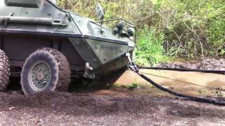 US Army Stryker Recovery.