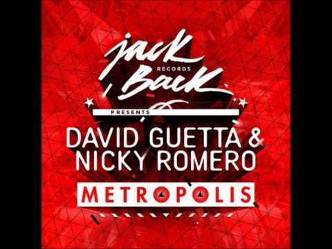 David Guetta & Nicky Romero - Metropolis (Original Mix) -cAf4lUAtmCI