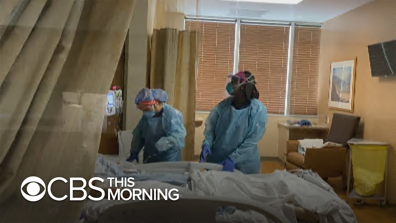 Hospitals Reaching Capacity Again